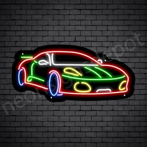 Car Neon Sign Ferrari 24x11