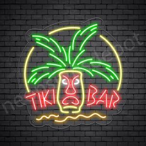 Neon Tiki Bar Signs