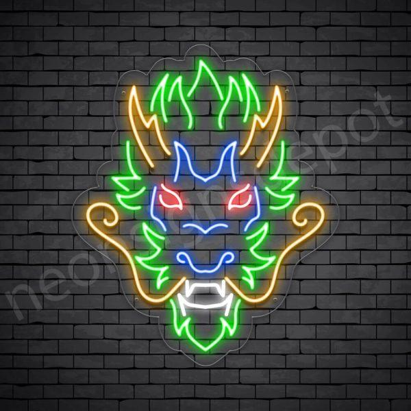 Dracul Dragon Neon Sign