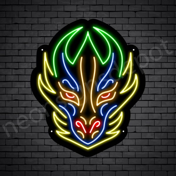 Hydra Dragon Neon Sign