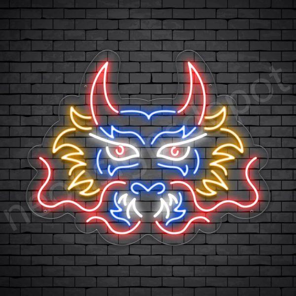 Dragon Neon Sign Pyre Dragon Transparent 24x19