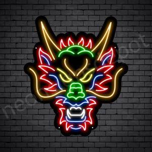 Sackman Dragon Neon Sign
