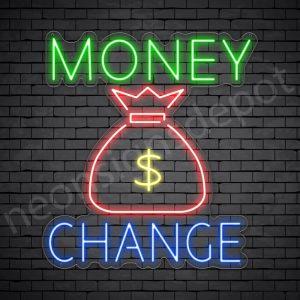 Money Neon Signs