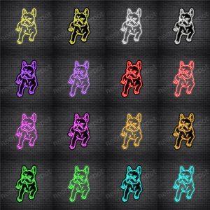 Bulldog V4 Neon Sign