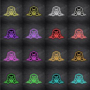 Poodle Dog V5 Neon Sign