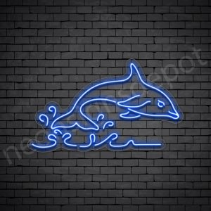 Dolphin Neon Signs