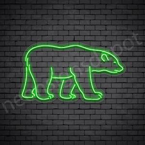 Polar Bear Neon Signs