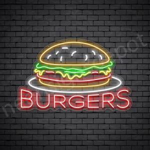 Burger Neon Signs