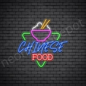 Chinese Food Neon Signs