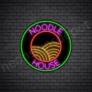 Noodle House Neon Sign