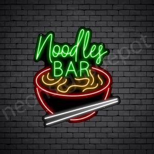 Noodles Bar Neon Sign