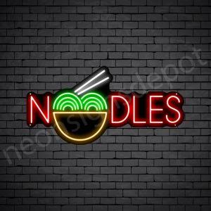 Noodles V15 Neon Sign