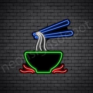 Noodles V3 Neon Sign