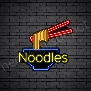 Noodles V5 Neon Sign