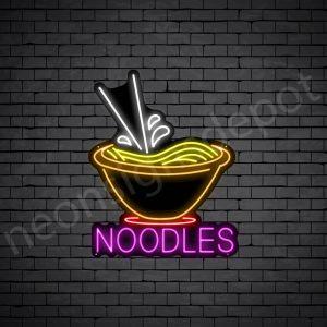 Noodles V9 Neon Sign
